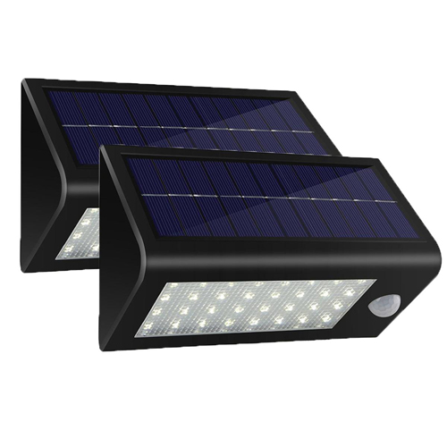 Lumens Super Bright Solar Motion Wall Light