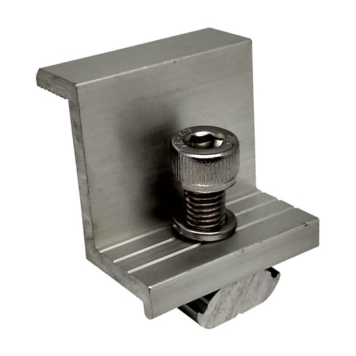 End clamp, 35mm