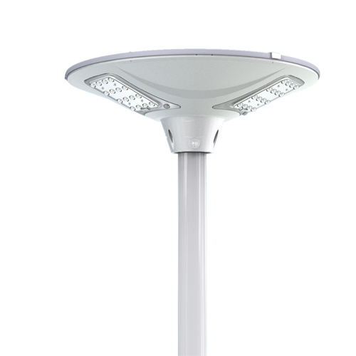 Lumens All in one Solar Plaza Light