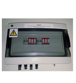 600V Protection Box 1 Inputs 1 Outputs 16A Type II SPD