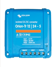 Orion-Tr 24 12-9A (110) Isolated DC-DC converter