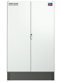 SMA Multicluster Box - 12 x Sunny Island ( 50Hz )