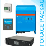 Victron Multiplus 2.4kW ESS / 4.8kWh Li-Ion Package